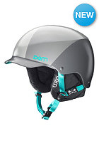 BERN Womens Muse EPS w/ Cordova Liner Helmet satin grey sunray