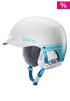 BERN Womens Muse EPS w/ Cordova Liner Helmet satin white retro