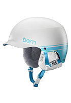 BERN Womens Muse EPS w/ Cordova Liner satin white retro