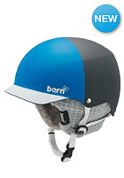 BERN Womens Muse Hard Hat Helmet knit grey/blue hatstyle