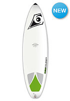 BIC 6'7 Shortboard 2014 white/ green pad