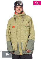 BILLABONG Atti Jacket 2012 moss