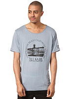 BILLABONG Avenir S/S T-Shirt blue tack