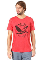 BILLABONG Avenir S/S T-Shirt red heather