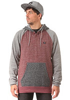 BILLABONG Balance Hooded Sweat burgundy