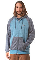 BILLABONG Balance Hooded Zip Sweat blue