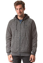 BILLABONG Balance Sherpa Hooded Zip Sweat black heather