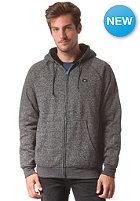 BILLABONG Balance Sherpa Hooded Zip Sweat black heather