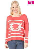 BILLABONG Barbara Knit Sweat corail
