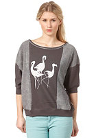 BILLABONG Beach Me Sweatshirt off black