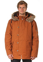 BILLABONG Big Lake Canvas Coat rust