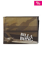 BILLABONG Black Hawke Wallet military