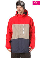 BILLABONG Bolt Jacket fire red