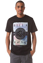 BILLABONG Burn Out S/S T-Shirt black