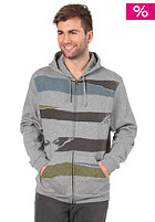 BILLABONG Cataclysm Hooded Zip Sweat 2012 grey heather