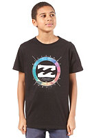BILLABONG Colour Wheel S/S T-Shirt black