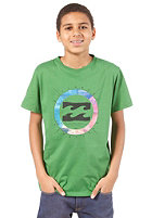 BILLABONG Colour Wheel S/S T-Shirt bright kelly