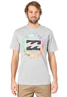 BILLABONG Colour Wheel S/S T-Shirt grey heather