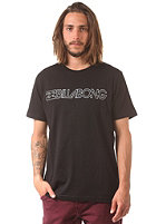 BILLABONG Corpo S/S T-Shirt black