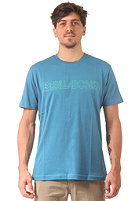 BILLABONG Corpo S/S T-Shirt faded royal