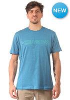 BILLABONG Corpo S/S T-Shirt faded royal