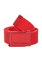BILLABONG  Corporate Belt 2013 flame