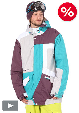 BILLABONG Crown Jacket 2012 arsenic