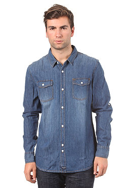 BILLABONG Delau L/S Shirt heavy stone wash