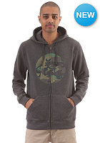 BILLABONG Devag Hooded Zip Sweat black heather