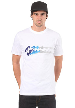 BILLABONG Down the line S/S T-Shirt weiss