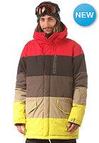 BILLABONG Downy Snow Jacket red