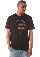 BILLABONG Eclipse S/S T-Shirt black