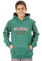 BILLABONG Emerson Hooded Sweat dark kelly