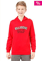 BILLABONG Emerson Hooded Sweat flame