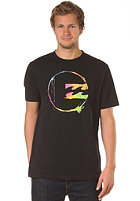 BILLABONG Evolve Spray S/S T-Shirt black