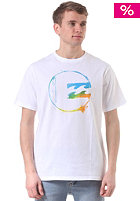 BILLABONG Evolve Spray S/S T-Shirt white