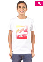 BILLABONG Fa Tee S/S T-Shirt white