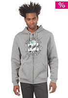 BILLABONG Feature Hooded Zipper grey heather