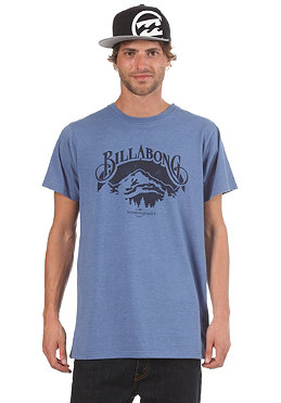 BILLABONG Forest S/S T-Shirt blue heather