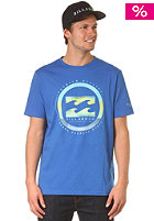 BILLABONG Format S/S T-Shirt rich royal