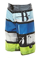 BILLABONG Frequency Scallop Boardshort black