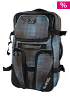BILLABONG  Gate 85 Travel Bag 2013 stone/check