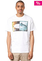 BILLABONG Go Fish S/S T-Shirt white