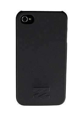 BILLABONG Hard Back Iphone Case black