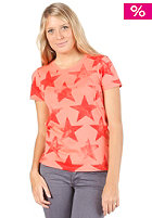 BILLABONG Heads Or Tail S/S T-Shirt coral