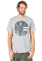 BILLABONG High Tide S/S T-Shirt grey heather