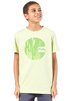 BILLABONG High Tide S/S T-Shirt neon lime