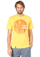 BILLABONG High Tide S/S T-Shirt wheat