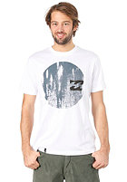 BILLABONG High Tide S/S T-Shirt white
