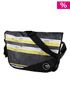 BILLABONG HIJ Classic Satchel Bag yellow stripes